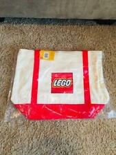 LEGO 5005326 Promotional Canvas Tote Bag NEW SEALED w/ TAGS