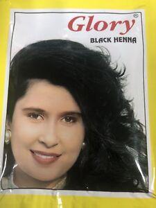 *NEW* GLORY HENNA HAIR DYE - 10g Sachet  6 SACHETS