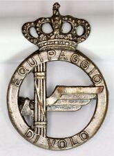 Italian Air Force Air Crewman's Badge I