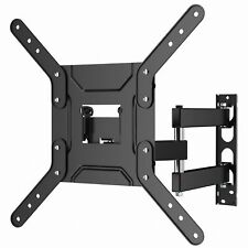 TV Wall Bracket Slim Tilt Swivel for 22 26 32 40 42 46 48 50+ Plasma LCD LED 3D