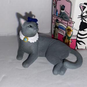 Dreams Amy's Favorite Cat Fancy Pets Luna Figure Momoko Blythe 1:6 Scale