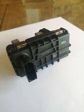 BMW 1 Series Turbo charger actuator 118D 2.0 Diesel N47 2008 E81 E87 E90 GARRETT