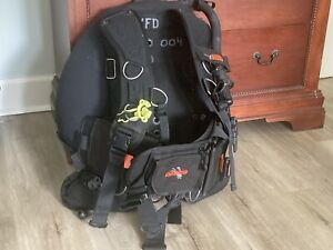 """DACOR BCD Sz Medium """"THE RIG"""" FOR SCUBA DIVING Good Used Condition"""