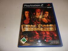 PlayStation 2  PS 2  Fluch der Karibik: Die Legende des Jack Sparrow