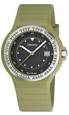 M-WATCH by Mondaine Ltd Unisex-Armbanduhr Maxi Colour Analog Quarz WYO.15220.RF