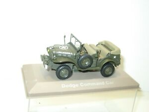 Atlas Military Dodge Command Car Scale / Ladder 1:43