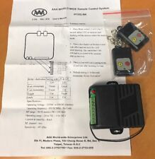 AAA Trem Wireless Boat 12V DC Universal Control Unit with 2 Remote L 0601322