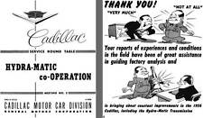 Cadillac 1956 - Cadillac Service Round Table Hydra-Matic co-Operation Meeting No