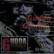 GUDDA GUDDA - Gudda Grindin' (CD) Tyga, Lil Wayne