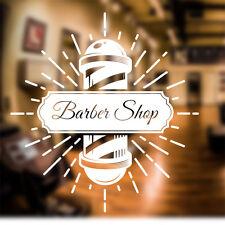 Barber Shop Adhesivo Pared Personalizado Pegatina Arte Cabello Gráfico bb5