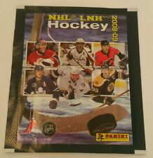 2008-09 PANINI NHL STICKER COLLECTION. UNOPEN PACKAGE OF STICKERS