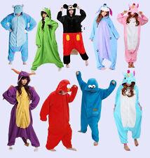 UnisexNew  Adult Animal Onesie1 Xmas Kigurumi Pyjamas Sleepwear Onesie1 Dress