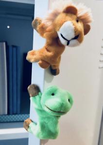Magnetic Locker Toy - Cute animals