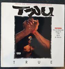 TRU – True – original 1995 No Limit Vinyl LP – Master P.