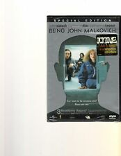 Being John Malkovich (Dvd Movie) John Cusack Cameron Diaz - Special Ed.