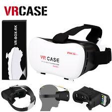 5.0 Gen VR Box Virtual Reality 3D Glasses Gamepad Headset + Bluetooth Controller