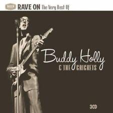 Buddy Holly, Buddy H - Rave on: Very Best of [New CD] UK - Imp