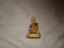 "Pw Baston, 1946 Sebastian Miniature Clay Figurine ""Sam Weller"", Antique"