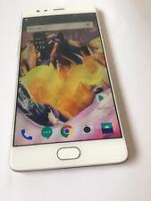 Oneplus 3T A3003 Smartphone - 6GB di RAM 64 gbdual SIM 4 gunlocked) excellen condizione