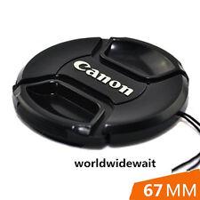 1pc 67mm Dia. Lens Cap Cover For Canon 18-135 17-85 Camera 70D 60D 760D 600D