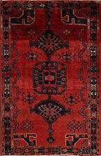 "Excellent Geometric Tribal 5x7 Viss Persian Oriental Area Rug 6' 11"" x 4' 7"""