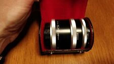 Canon FD Vivitar 3 Stage Extension Tubes with case