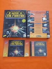 STAR WARS - X-WING VS TIE FIGHTER - CAJA GRANDE ESPAÑOLA - PC