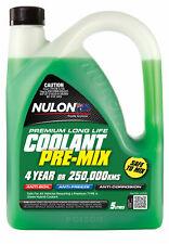 Nulon Long Life Green Top-Up Coolant 5L LLTU5