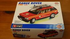 1/26 Range Rover Fire 1994 Red BAA Fire Service Kit