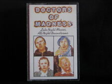 Doctors Of Madness. Late Night Movies, All Night Brainstorms. Cassette Tape.