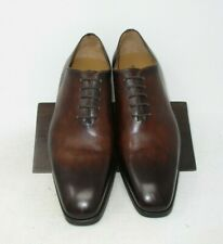 Magnanni Ryder Tabaco Lace Up size 8.5 US (20688-12) 1511