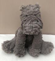 NEW Jellycat Medium Fuddlewuddle Hippo Soft Toy Baby Comforter Rare BNWOT