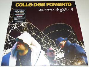 Colle Der Fomento  - Scienza Doppia H 2xLP  TANNEN RECORDS Ltd EDITION HIP HOP