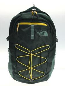 THE NORTH FACE  Grnis Borealis Nf00Chk4 Polyester Green Back Pack From Japan