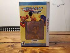 Gold Megaman Amiibo Mega Man Legacy Collection Collector's Edition Nintendo 3DS