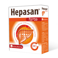 HEPASAN FORTE For liver treatment caps N30