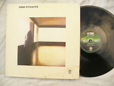 DIRE STRAITS LP SELF TITLED  very rare Philippines vertigo 6360 1622......33rpm