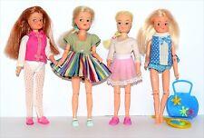 Dawn/Sindy/Pippa Euro Clone Dolls Lot of 4 Sarah Louise Debenhams Dolls!!!