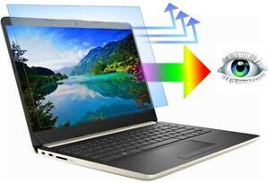 2PC Pack 14 inch Blue Light Blocking Laptop Screen Protector, Blue Light Filter