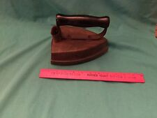Vintage Edison Electric Co. Hughes Hotpoint Cast Clothes Iron No Cord Works