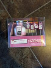 Shonfeld's Cosmopolitan Party Set from 2004. Sugar, Plate & Picks