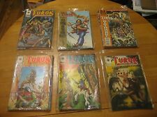 34 Turok Dinosaur Hunter Comic Book Lot #1-29 #1 Yearbook #36-38 #4 PRICE DROP