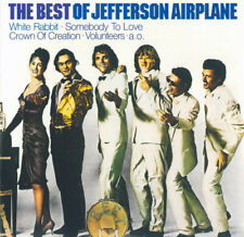 Jefferson Airplane - The Best Of  [ Classic Psychedelic Rock Slick Compilation ]