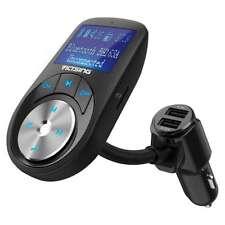 Bluetooth Fm Transmitter Wireless Car Kit Radio Adapter Usb Charger Mp3 Player