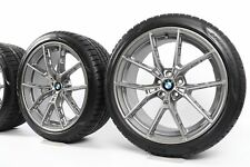 Neu Original BMW M5 F90 M8 F91 F92 Winterräder 20 Zoll 863 8097642 15340