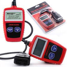 Se adapta a Nissan coche lector de código fallas herramienta de restablecimiento de escáner de diagnóstico OBDII del motor