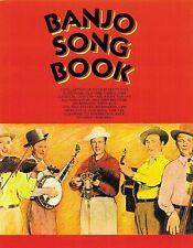Banjo Song Book Tony Trischka Fingerpicking 5 String Banjo TAB Music