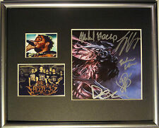 SIGNED THE FACELESS AUTOGRAPHED CD FRAMED DISPLAY BY ALL NICE!