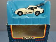 MATCHBOX SUPERKINGS MODEL  No.K-98       PORSCHE 944     MIB