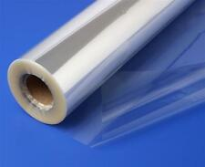 4 rolls Floristry Cellophane Film clear- 100metres x 80cm-